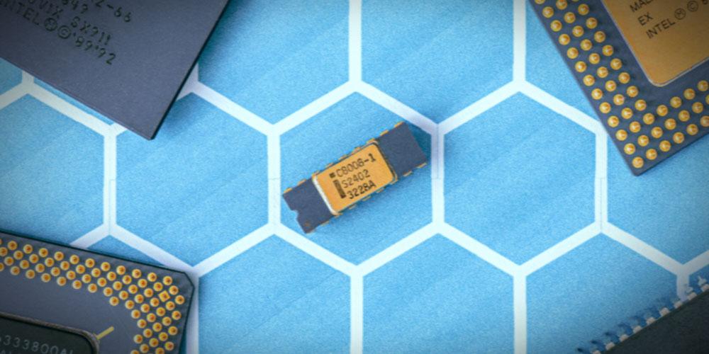 Pretty Computer Chips