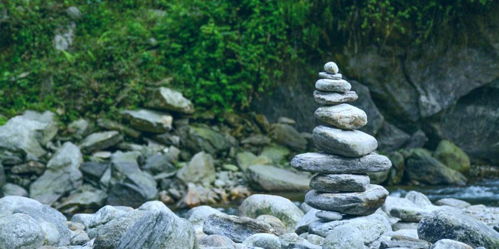 Zen Rocks for Meditation